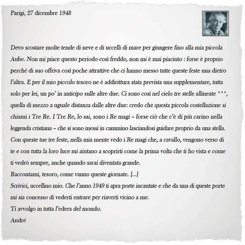 Amato Corrispondenze. ANDRÉ BRETON / AUBE QF91