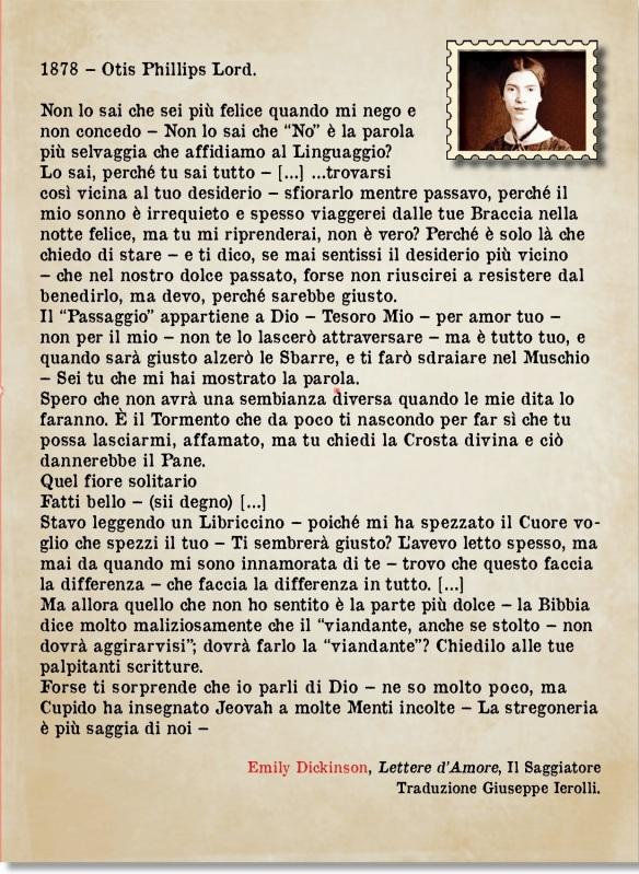 lettera dickinson