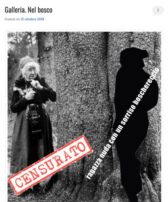 dopo la censura